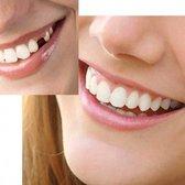 Tand afgebroken reparatie kit InstantSmile gebit (goedkope kunstgebit) - Multi shade