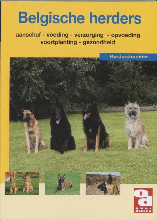 Over Dieren - De Belgische Herder - Onbekend  
