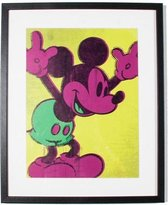 Graham & Brown Disney Gallery Mickey Neon poster