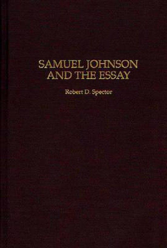 Samuel Johnson and the Essay
