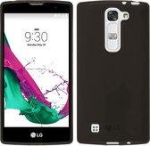 LG K7 Silicone Case dark hoesje Zwart
