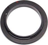 Canon EOS naar 52mm schroefdraad Reverse Macro Ring / Omkeerring