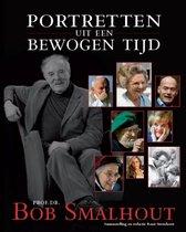 Boek cover Portretten uit een bewogen tijd van B. Smalhout