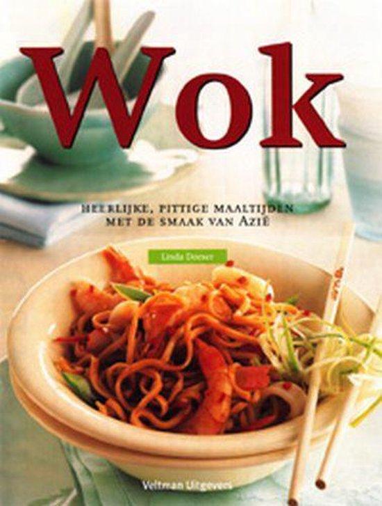 Boek cover Wok van L. Doeser (Paperback)