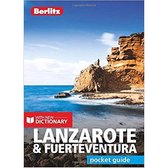 Berlitz Pocket Guide Lanzarote & Fuerteventura (Travel Guide with Dictionary)