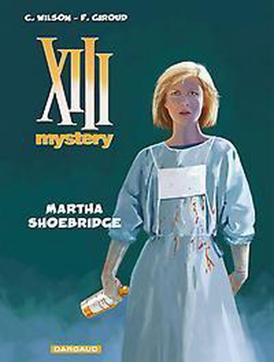 Xiii mystery 08. martha shoebridge - Colin Wilson | Readingchampions.org.uk