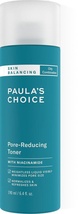 Paula's Choice Skin Balancing Pore Reducing Toner met Niacinamide - 190 ml
