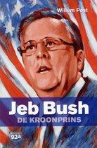 Boek cover Jeb Bush van Willem Post