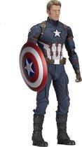 Marvel Captain America Civil War Neca 1/4 Scale