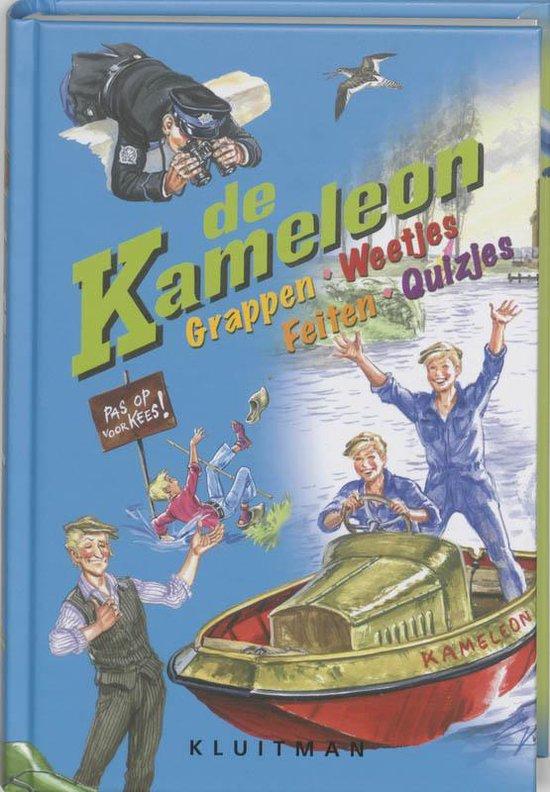 De Kameleon Grappen, weetjes, feiten, quizjes - H. de Roos   Readingchampions.org.uk