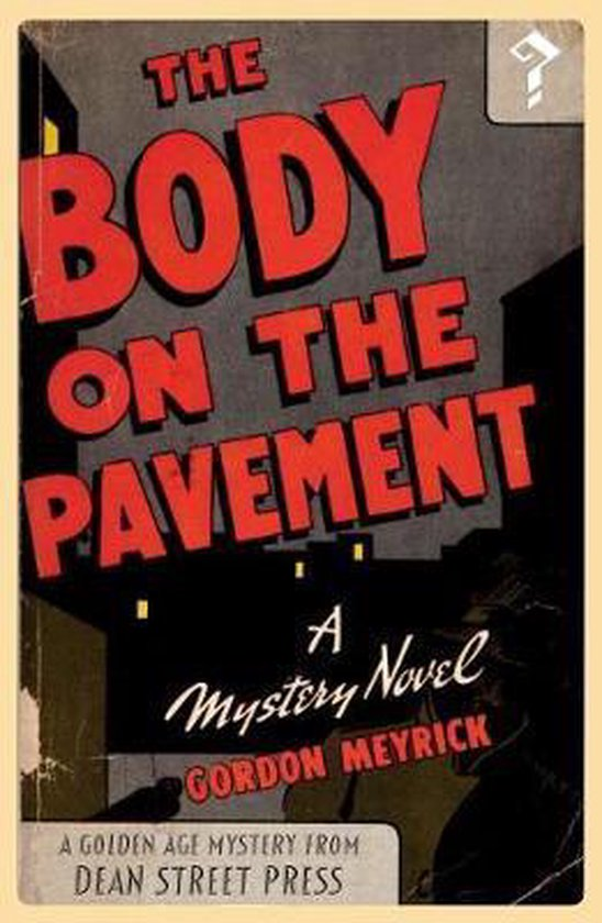 The Body on the Pavement