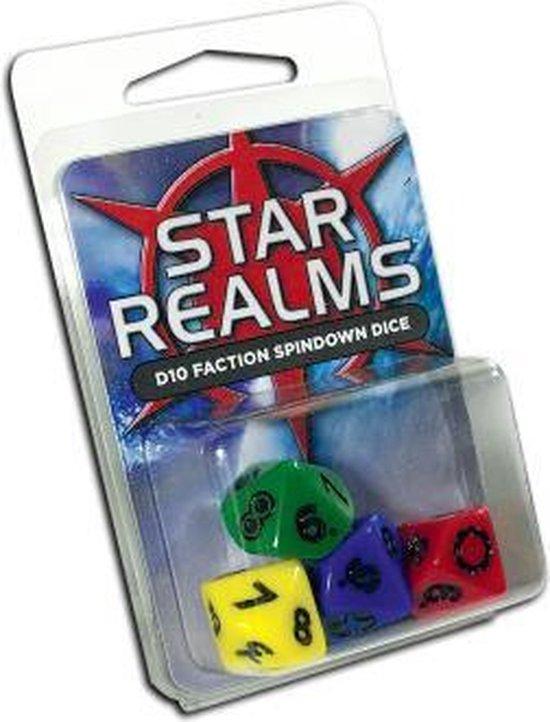Afbeelding van het spel Star Realms - life counter set 4d10