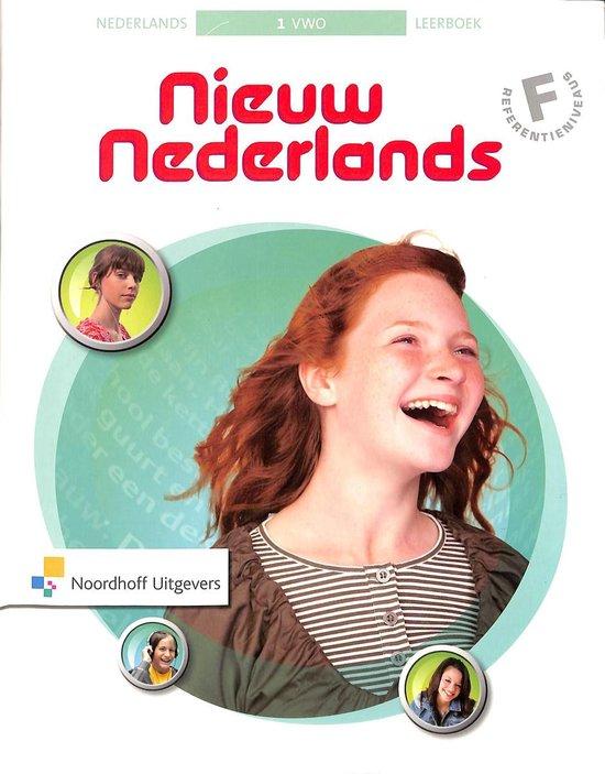 Nieuw Nederlands / VWO 1 / Leerboek - Dammers, R. | Fthsonline.com