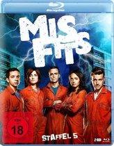 Misfits Staffel 5 (Blu-ray)