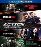 Moviepower : Action Collection (Blu-ray)