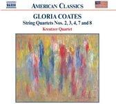 Coates: String Quartets 2