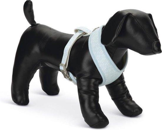 Beeztees Puppy Harno - Hondentuig - Blauw - S