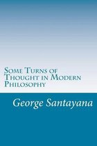 Some Turns of Thought in Modern Philosophy