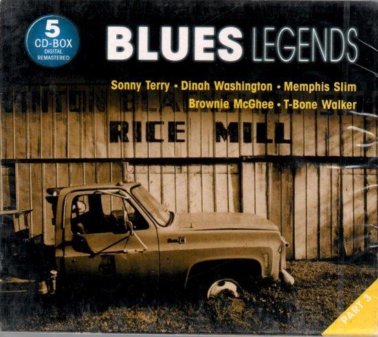 Blues Legends Part 3