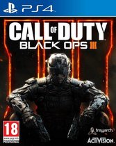 Call of Duty Black Ops III - PS4 (Engelse hoes)