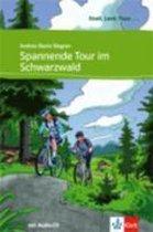 Spannende Tour im Schwarzwald - Buch & Audio-Online