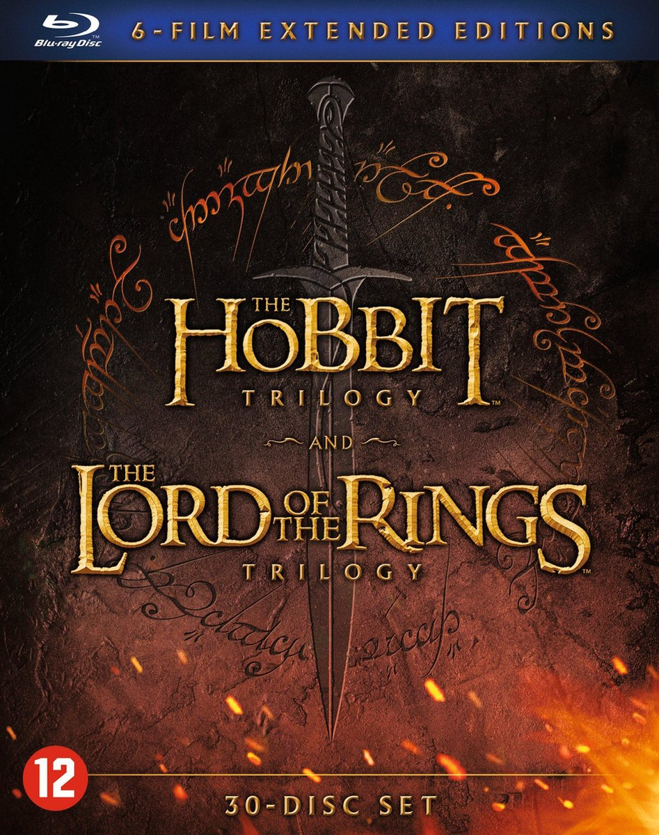 Middle Earth Collection (Extended Edition) (Blu-ray)