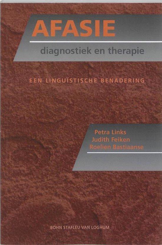 Afasie: diagnostiek en therapie - P. Links |