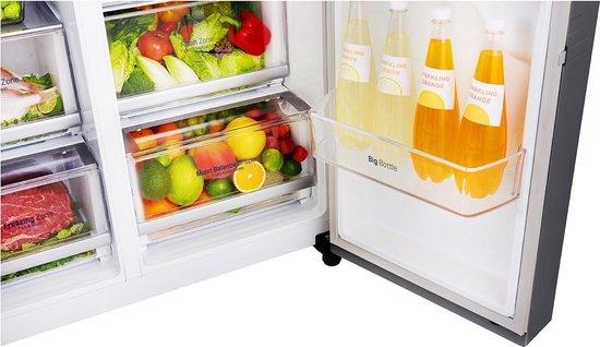 LG GSJ461DIDV A+ sr - Amerikaanse koelkast