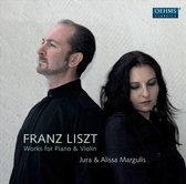 Liszt: Works For Piano+Violin