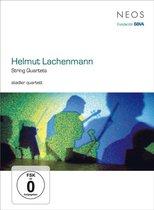 Helmut Lachenmann: String Quartets [Video]