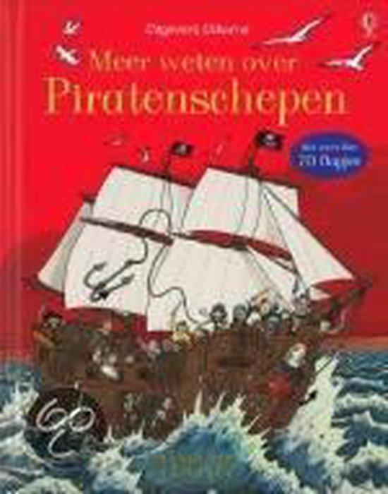 Meer weten over piratenschepen - R. Lloyd Jones |