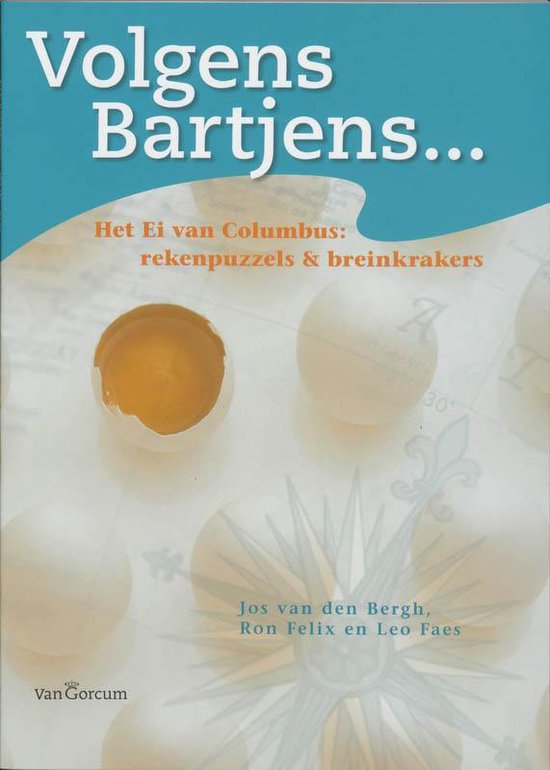 Volgens bartjens... - Jacques van den Bergh |