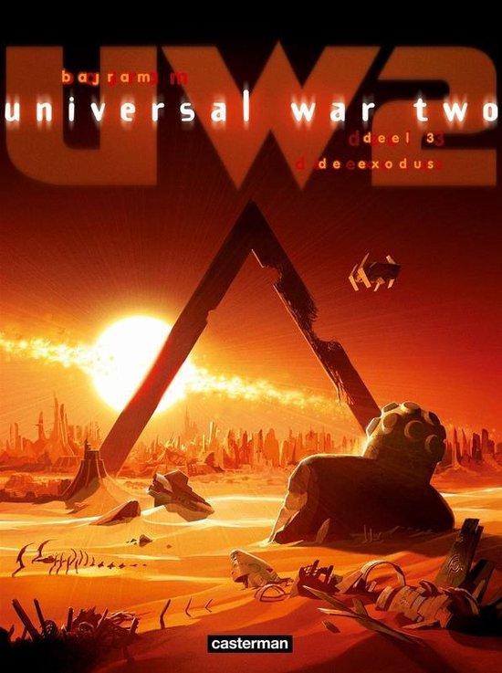 Universal war two Hc03. de exodus - Denis Bajram   Fthsonline.com