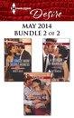 Harlequin Desire May 2014 - Bundle 2 of 2