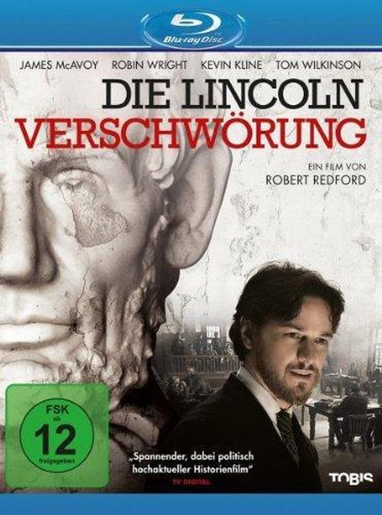 Lincoln Verschwörung/Blu-ray
