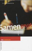 Boek cover Samengevat Vwo / Scheikunde van Veen