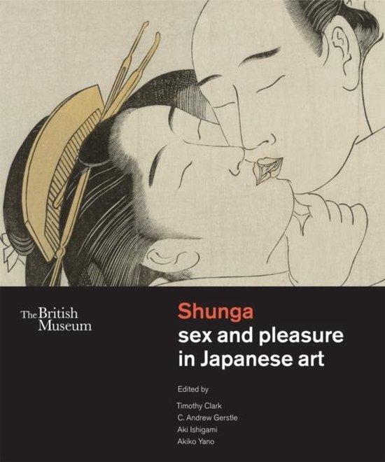 Boek cover Shunga van C. Andrew Gerstle (Hardcover)