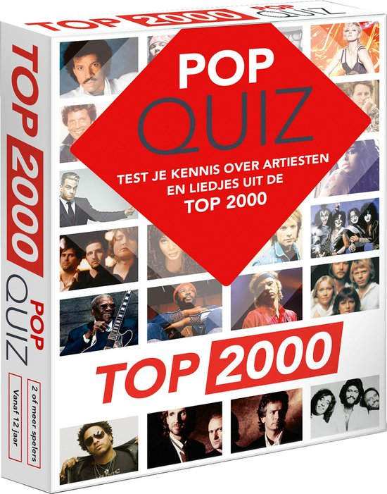 Top 2000 Pop Quiz (Kaartspel)