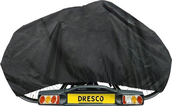 Dresco - Fietshoes - 1 Fiets - Zwart