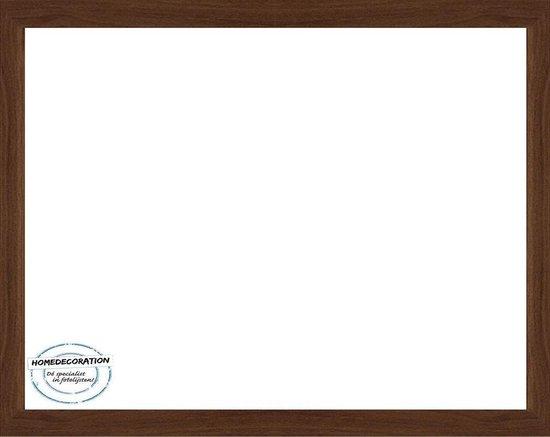 Homedecoration Misano – Fotolijst – Fotomaat – 20 x 57 cm  – Marone Bicolor