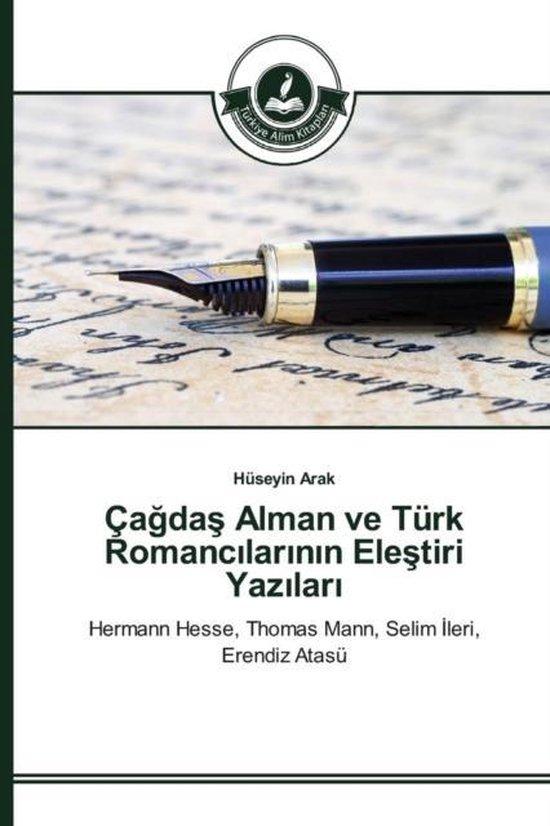 CAğdaş Alman Ve Turk Romancılarının Eleştiri Yazıları