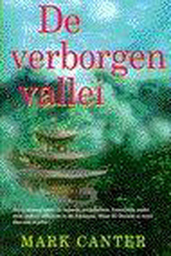De verborgen vallei - Marc Canter  