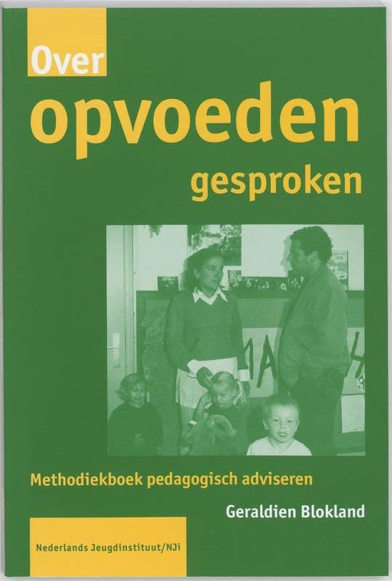 Over opvoeden gesproken - G. Blokland pdf epub