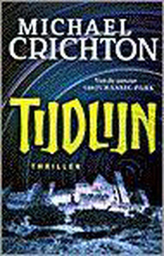 Tijdlijn - Michael Crichton |
