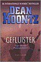 Boek cover Gefluister van Dean R. Koontz