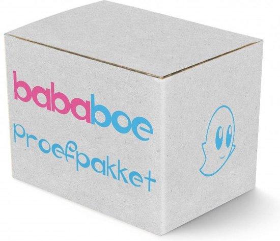 Bababoe Luiers Proefpakker - wasbaar - 1 stuks