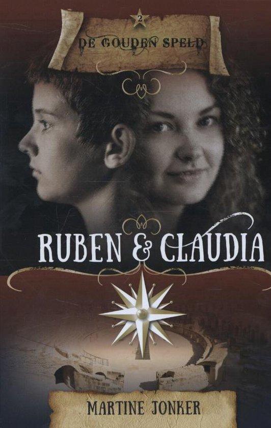 De gouden speld 2 - Ruben en Claudia - Martine Jonker |