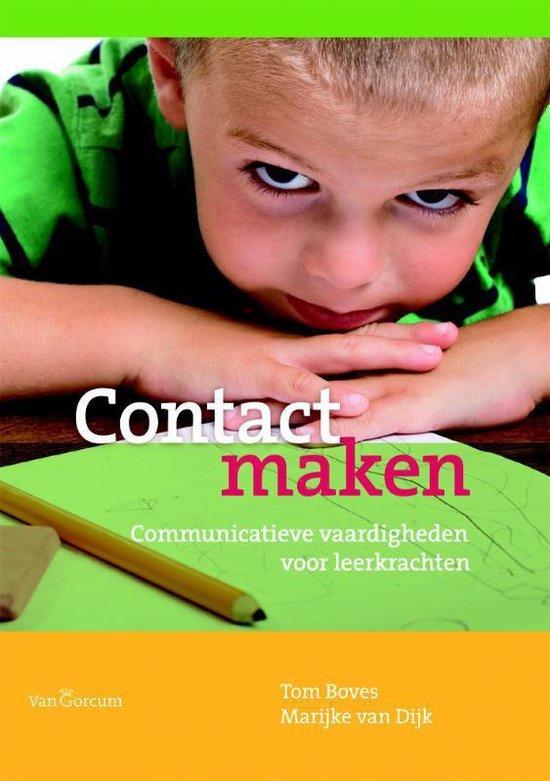 Contact maken - t. Boves |