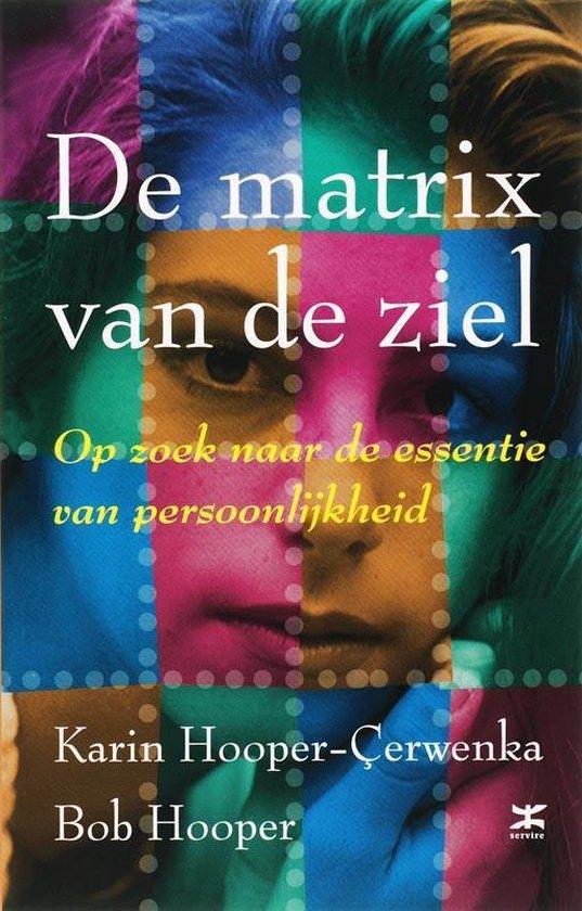 Cover van het boek 'De matrix van de ziel' van K. Hooper-Cerwenka en B. Hooper