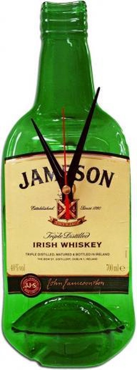 Jameson whisky klok
